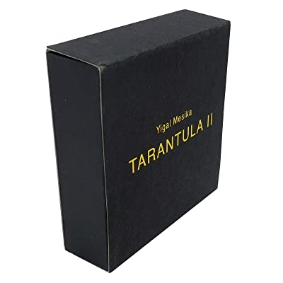 Tarantula II (Online Instructions and Gimmick) by Yigal Mesika: Toys & Games