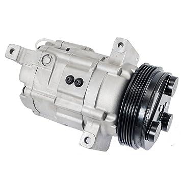 Hexagonal Autoparts AC a/c compresor con embrague para Saturn L100 L200 L300 LS LS1