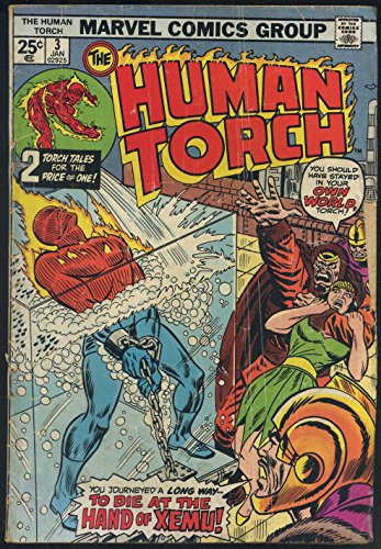 human-torch-4-paste-pot-pete-very-good-fine-marvel-1975-series-cbx12a