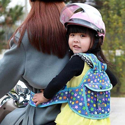 Cinturón De Seguridad De Motocicleta para Niños Asientos De Correa ...