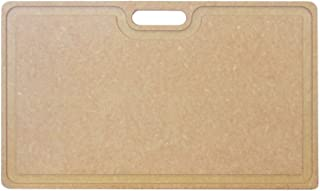 """product image for Epicurean Big Game and Butcher Cutting Board with Generous Juice Grooves, 35""""× 14.5"""", Natural"""