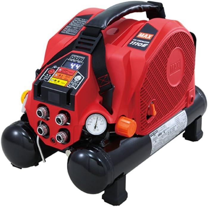 MAX 高圧エアコンプレッサ AK-HL1110E 高圧・常圧兼用