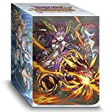 Puzzle & Dragons Red Sonia Card Game Character Deck Box Case Collection PDC-04 Anime Girl Extant Marvelous Caller Ronia and PND PAD P&D Illust. Chaichi