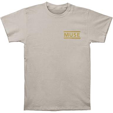 52f7411c Amazon.com: Muse Men's Psycho T-shirt X-Large Grey: Clothing