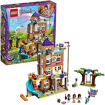LEGO Friends Friendship House 41340 Kids Building Set