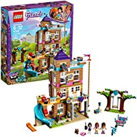 LEGO Friends Friendship House 41340 Kids Building Set...