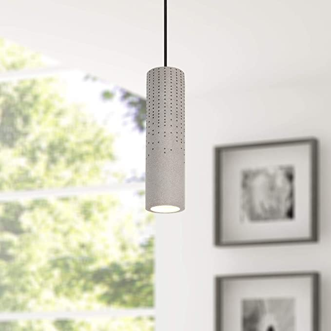 Lampada a sospensione a LED, GU10, per soggiorno, sala da