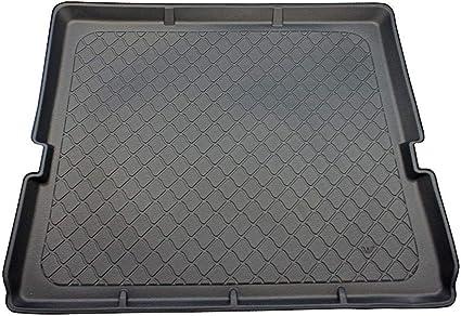 tapis de coffre Alfombra Cubeta maletero FORD S MAX S-MAX 7 plazas desde 2006