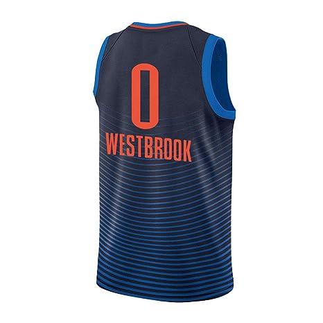 Camiseta de Baloncesto para Hombre de Oklahoma City, de la Marca ...