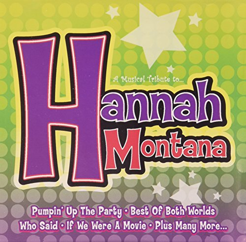 Musical Tribute to Hannah (Cyrus Cd Player)