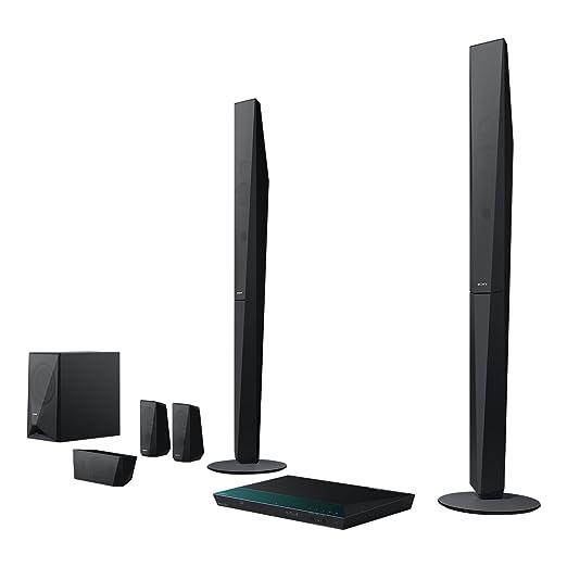 19 opinioni per Sony BDV-E4100Sistema di Home Cinema Blu-Ray 3D, Nero