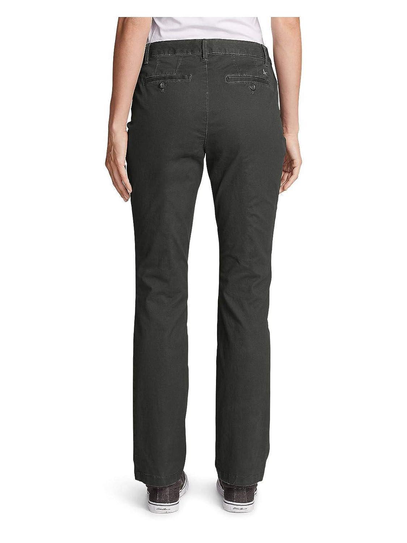 c7ad1920de7 Eddie Bauer Women s Stretch Legend Wash Pants - Curvy Fit at Amazon Women s  Clothing store