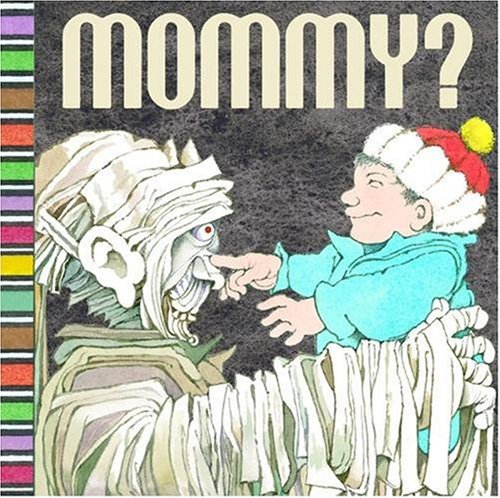 Mommy? ( a pop-up book) -