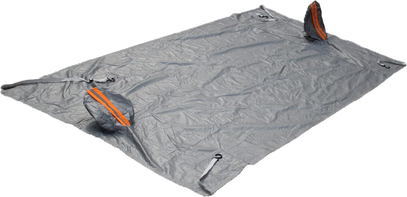 DEF Universal Thickening Front Windscreen Cover with Ears Protect from Sun Snow Dust Rain Frost in All Weather