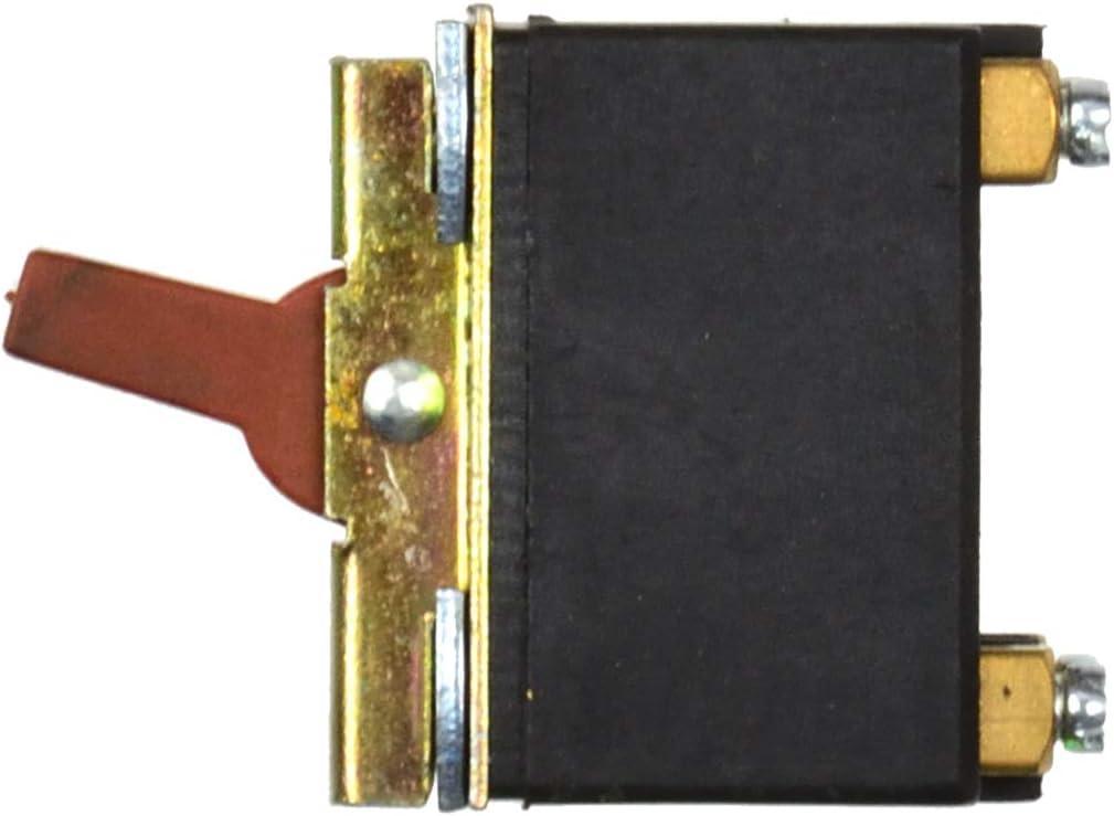 Compatible con 115//125mm Amoladora Angular Skil FERM Interruptor para Amoladora Angular Interruptor de Repuesto Modelo: DK4-6//2B 5A 250V//10A 125V