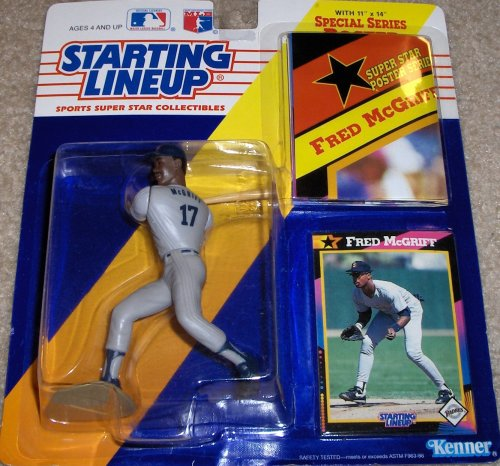 (Fred Mcgriff 1992 Starting Lineup [Toy])