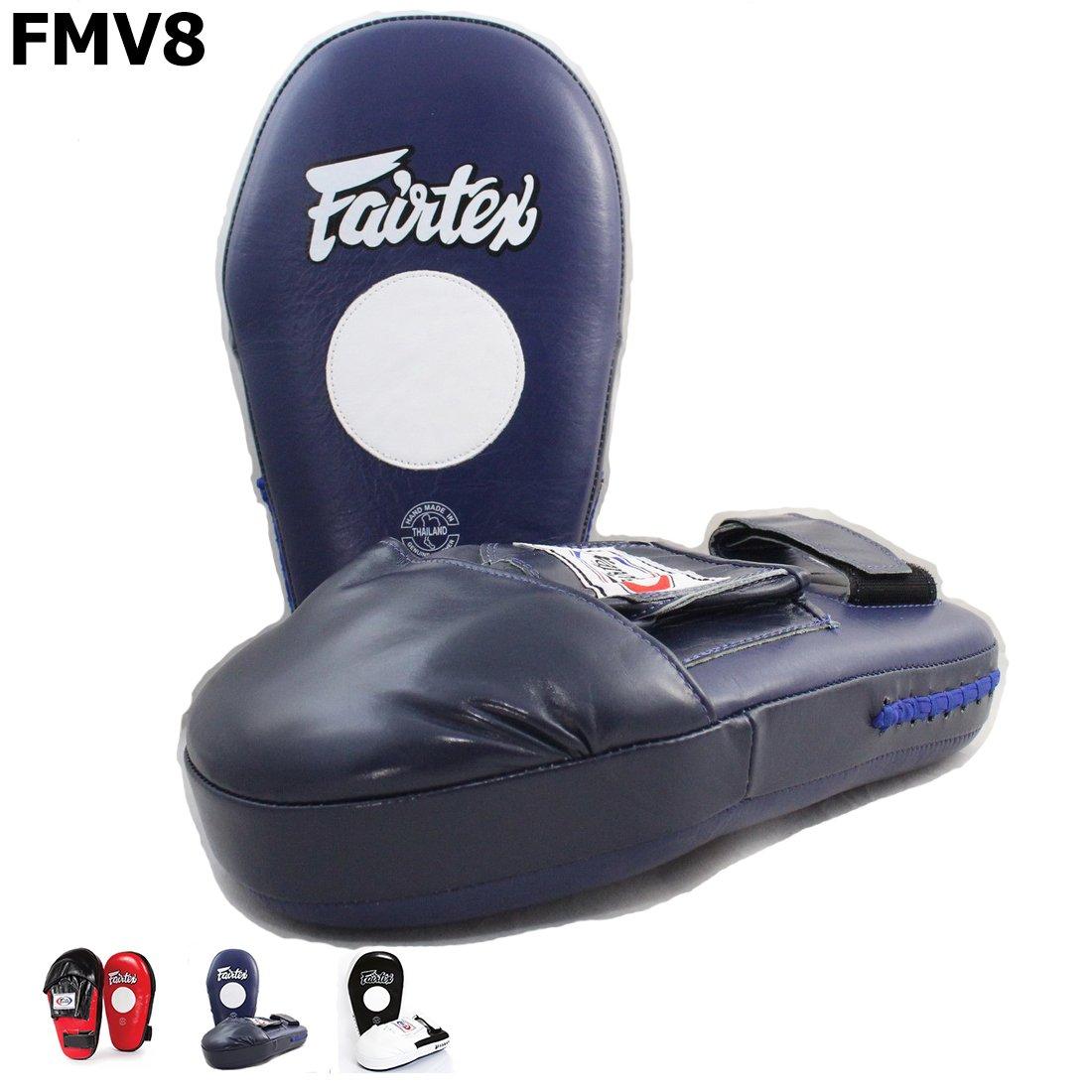 【2018A/W新作★送料無料】 Fairtex fmv8 ブルー Pro Angular fmv8 Angular Focus Mitts Punchingトレーニングタイ式ボクシング ブルー B06XFV93LM, ナチュラル美健:bc41ee04 --- a0267596.xsph.ru
