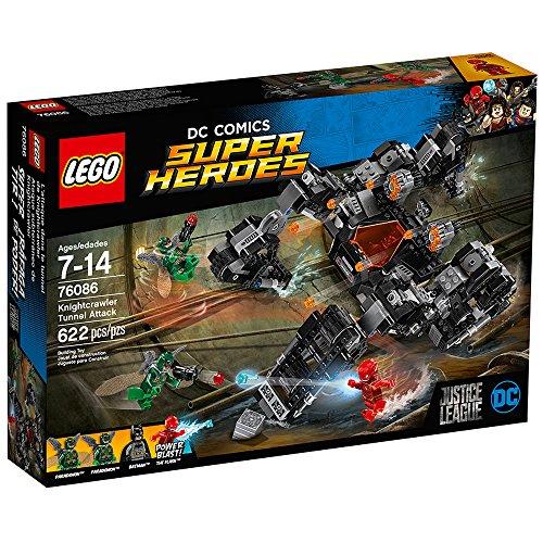 61C5Bw2QF6L - LEGO Super Heroes 76086 Knightcrawler Tunnel Attack (622 Piece)