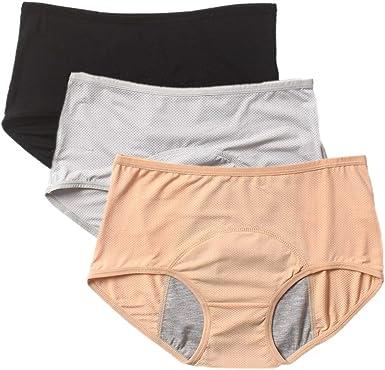 Bragas Mujer Bragas Algodon Altas Braguita Hipster Bragas para Mujeres Pantalones de Las señoras de la Ropa Interior Ropa Interior para Mujeres: Amazon.es: Ropa y accesorios