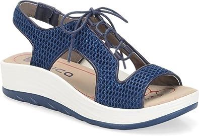 fe18d963edca Bionica Women s Cosmic Indigo Navy Sandal  Amazon.co.uk  Shoes   Bags