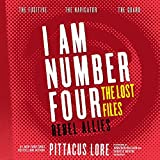 I Am Number Four: The Lost Files: REBEL ALLIES: The Fugitive, The Navigator, and The Guard (I Am Number Four series: The Lost Files Novellas 10,11,12) (I Am Number Four Series: Lost Files)