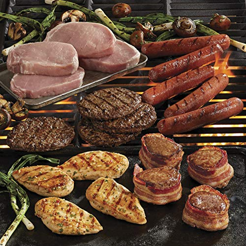 - 21-Piece Grilling Assortment from The Swiss Colony