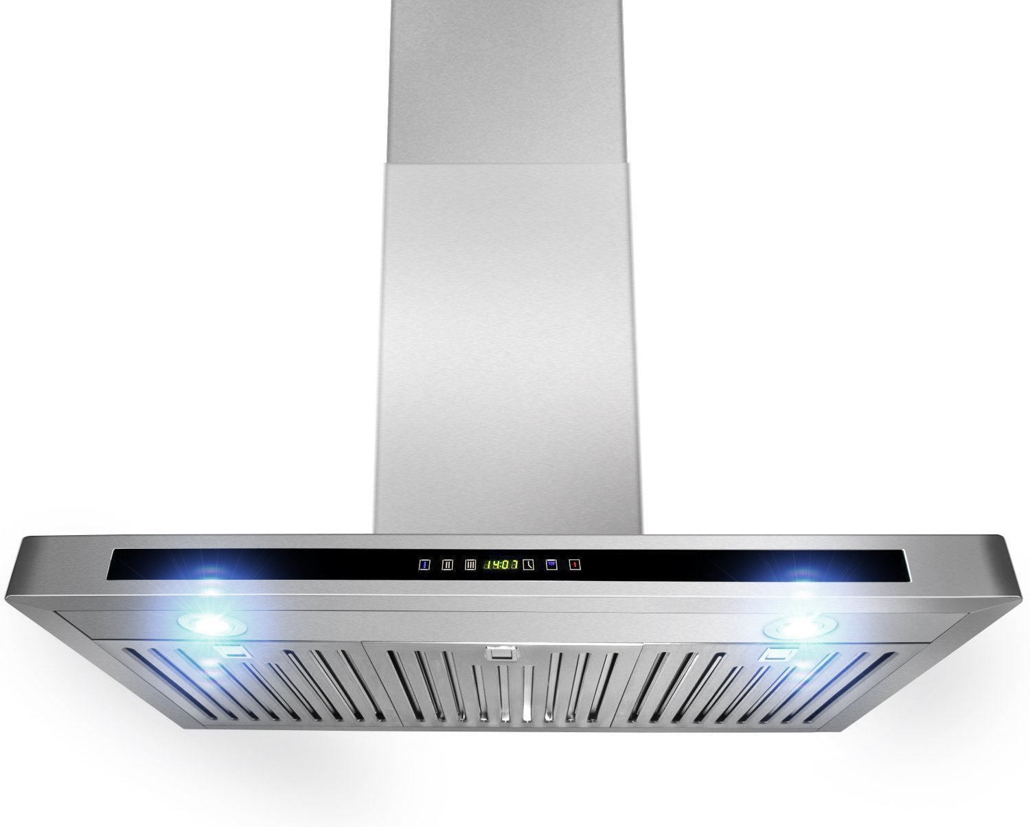 GOLDEN VANTAGE New 30 European Style Wall Mount Stainless Steel Range Hood Vent Touch Sensor Control GV-H503A-75