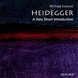Heidegger: A Very Short Introduction Hörbuch