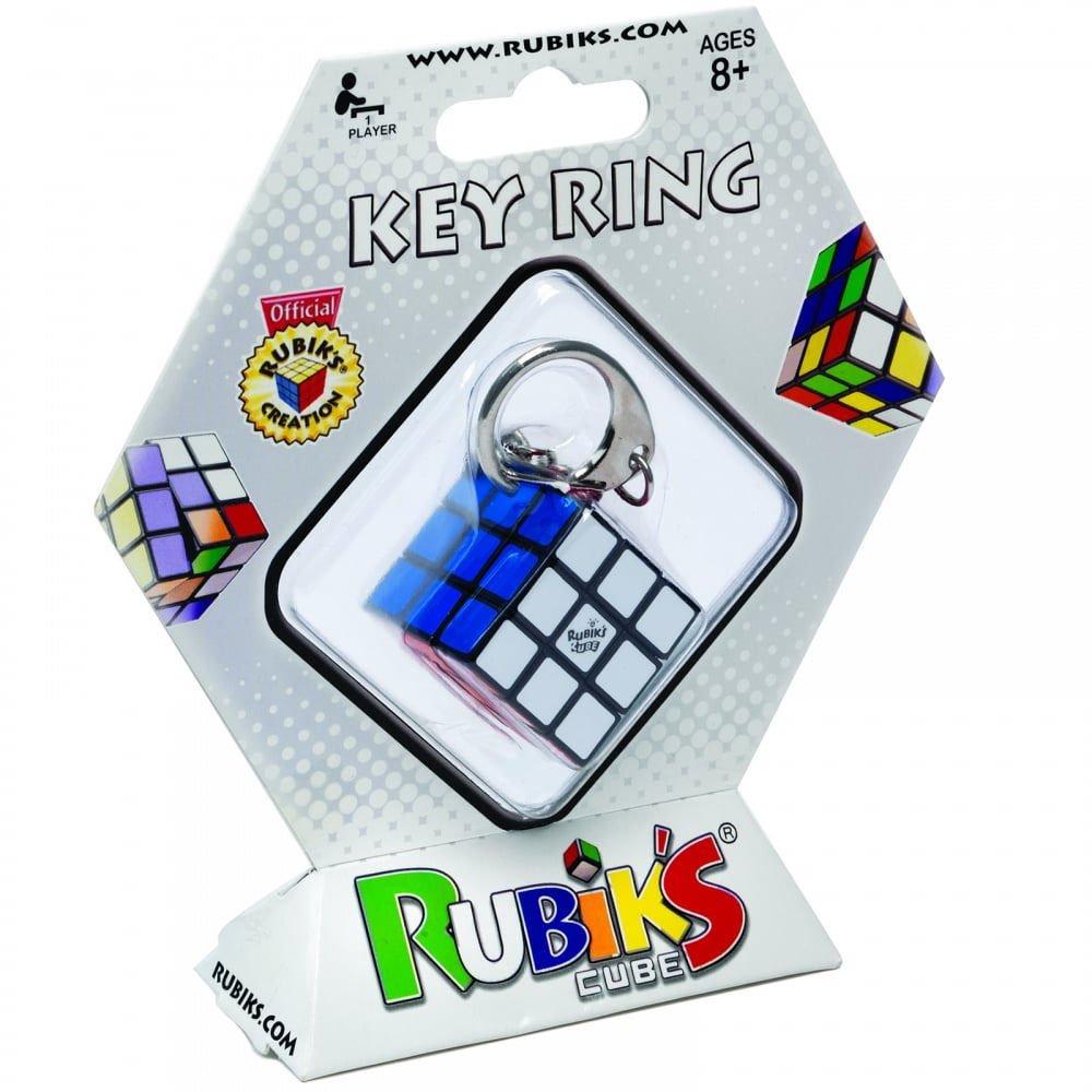 TOYLAND Mac Due 51939 Rubik Llavero, 3 x 3 cm: Amazon.es ...
