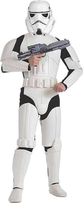 Star Wars - Disfraz de Stormtrooper Deluxe para adulto, Talla ...