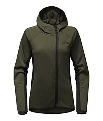55ad851c1 The North Face Women's Arcata Hoodie Fleece Jacket - New Taupe Green ...