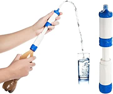 QINAIDI Filtro De Agua Personal 1000L Mini Sistema De Filtración ...