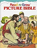 Read-N-Grow Picture Bible: Adventure from Creation to Revelation in 1,872 Realistic Pictures / Jimmy Swaggart Ministries