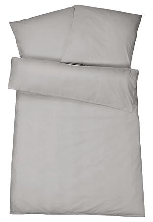 Carpe Sonno Renforce Bettwäsche Set Einfarbig Bettbezug Aus 100