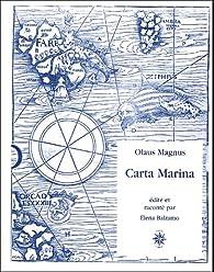 Carta Marina 1539 par Olaus Magnus