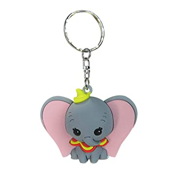 Llavero Disney Dumbo Monogram Goma 7 cm Serie 3: Amazon.es ...