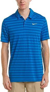 Nike - Camiseta de Golf para Hombre, diseño de Rayas de Polo ...