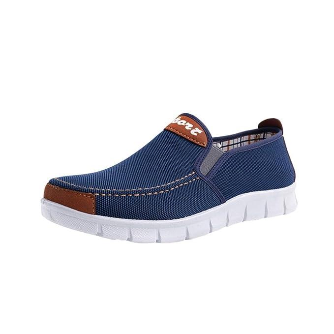 ccac82ce52f5 DENER Men Flats Loafers Espadrilles