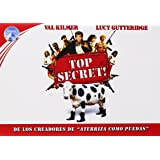 Top Secret - Edición Horizontal [DVD]
