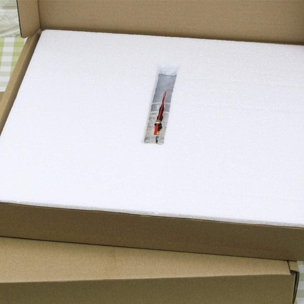 CHENWN Exp/ériences de Chimie Outil Horloge Murale de Disque Vinyle Cadeau cr/éatif gar/çons et Filles Adolescents Amis Unique Art Design