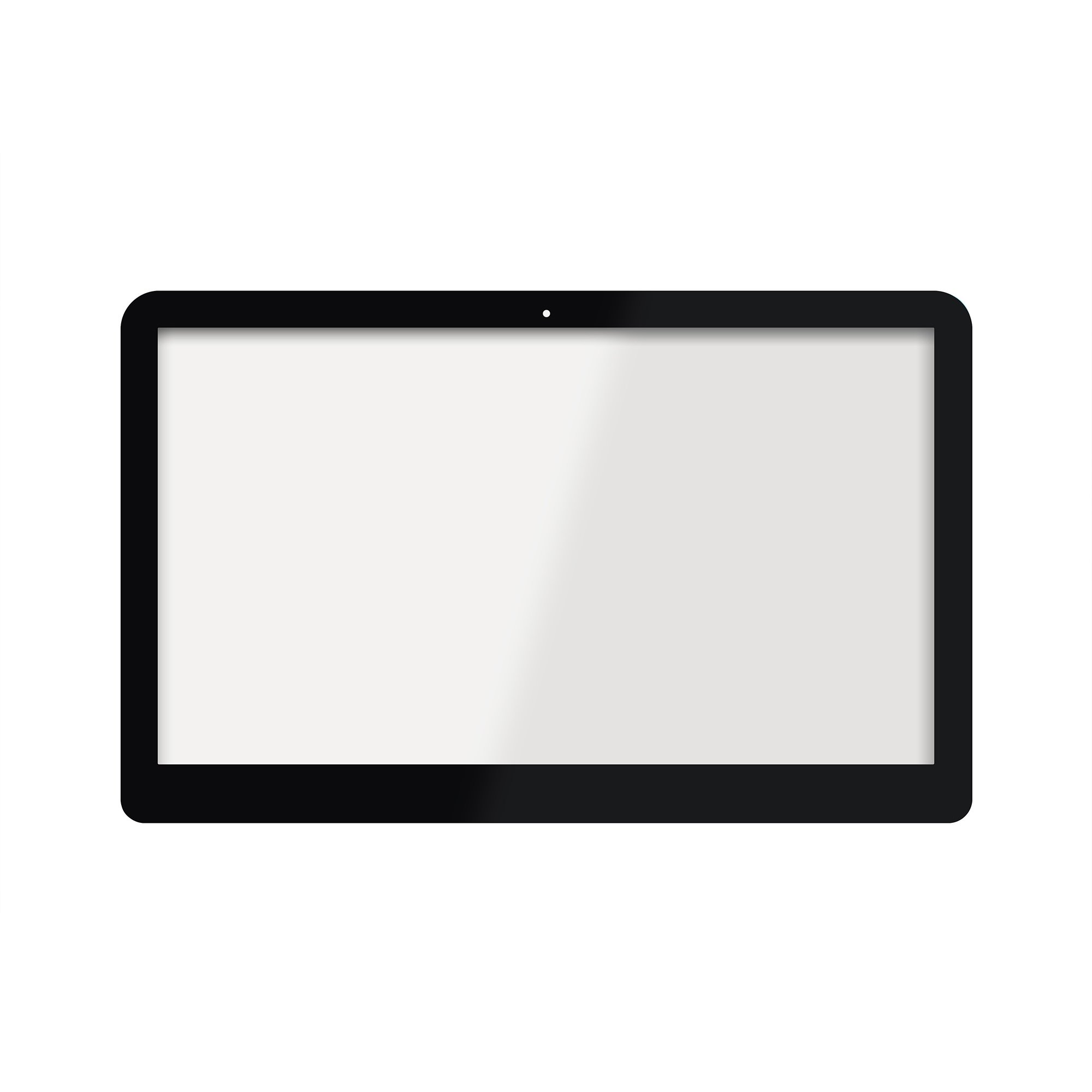 LCDOLED 15.6 inch Replacement Touch Screen Digitizer Glass Panel + Bezel for HP Envy X360 M6-W101DX M6-W102DX M6-W103DX M6-W104DX (with Touch Control Board)