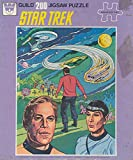 1978 STAR TREK GUILD 200 PLUS PIECE JIGSAW PUZZLE (14'' X 18'' Inch) WESTERN PUBLISHING in the USA