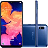 Smartphone Samsung Galaxy A10, 32Gb, Tela 6.2'', Azul, Sm-A105Mzbkzto