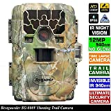 Bestguarder 1080P HD Waterproof IP66 Infrared Night Vision IR LED Game and Trail Hunting Scouting Camera Digital Surveillance Camera