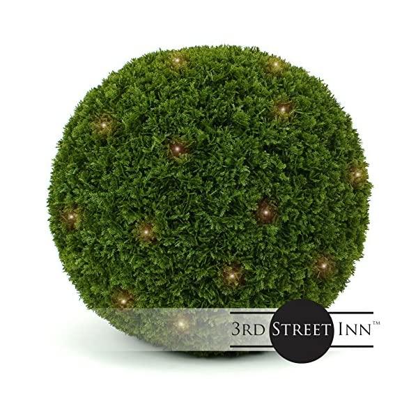 Boxwood-Lighted-Topiary-Ball-Artificial-Pre-Lit-Christmas-Topiary-Plant-IndoorOutdoor-Decorative-Light-Plant-Ball-Wedding-and-Holiday-Decor