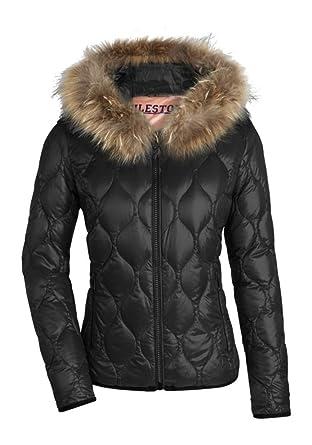 outlet store 4e1be 479db MILESTONE Romy Damen Daunenjacke Steppjacke Winter Jacke ...