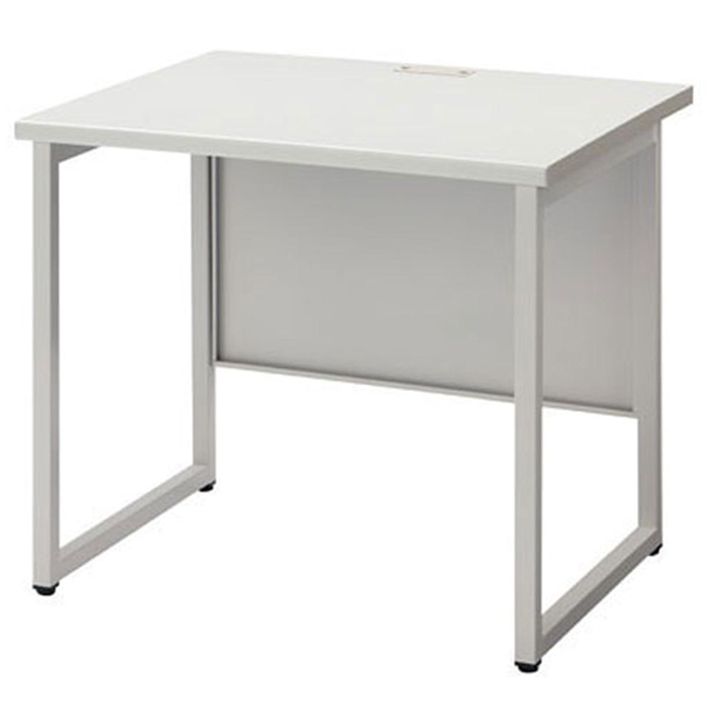 FIRST-G ワークテーブル W800×D700×H700mm GT-870 ホワイトグレー B01LYYQQSPホワイトグレー
