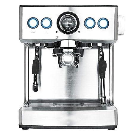 Qqkfj Cafetera Máquina De Café -Capacidad: 2.1LM - (Italiana ...