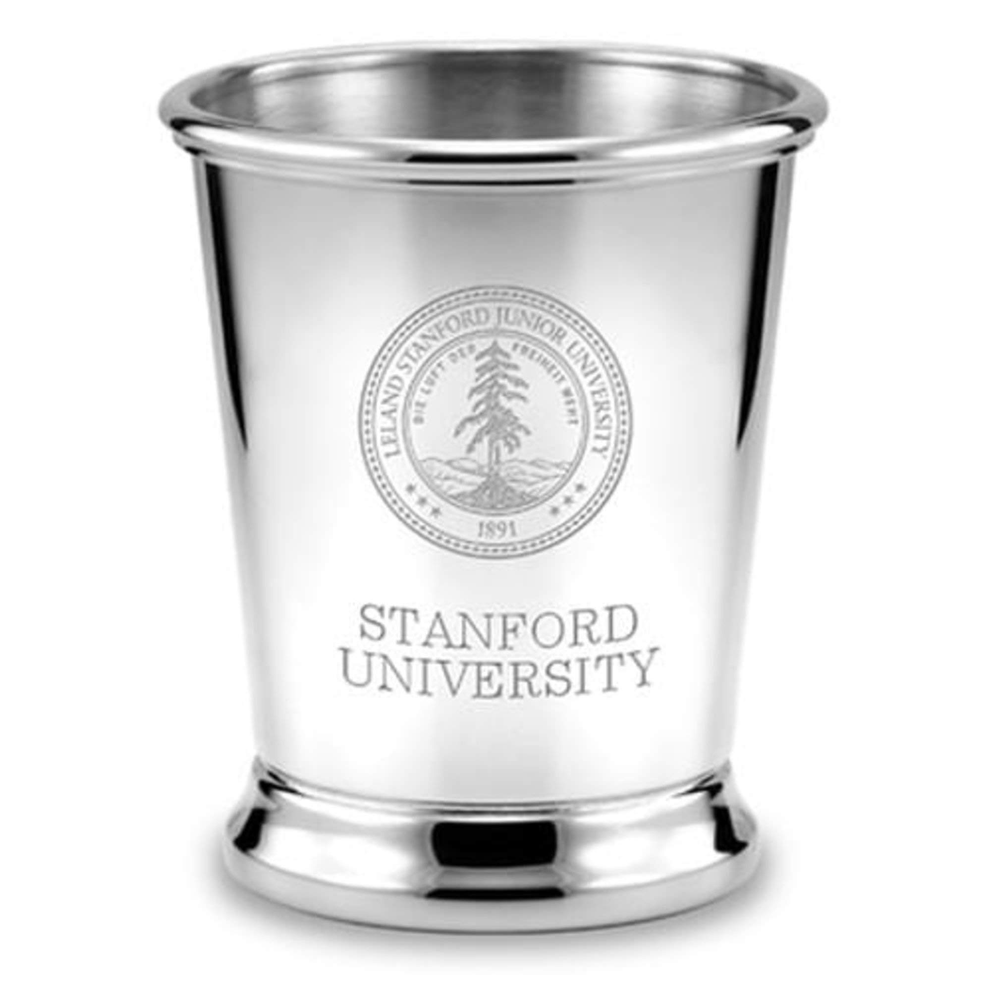 M. LA HART Stanford Pewter Julep Cup
