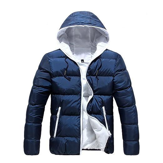 16 opinioni per PZJ® Uomo Cappotto Parka Invernale, Giacca Lungo Cappotto Jacket Giacche